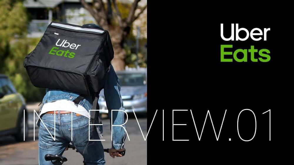 【インタビュー】Uber Eatsの配達をやってみた感想