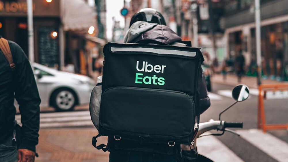 Uber Eats配達パートナーで働く人々の特徴について