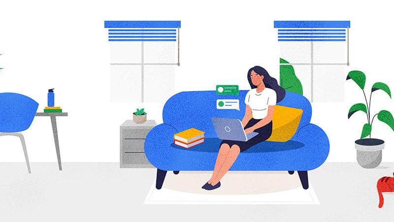 Googleが提案する集中できるテレワーク(在宅勤務)のあり方